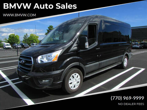 2020 Ford Transit Passenger for sale at BMVW Auto Sales in Union City GA
