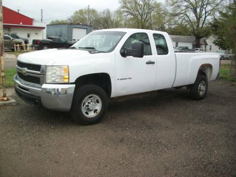2008 Chevrolet Silverado 2500HD for sale at Wildcat Motors - Main Branch in Junction City KS