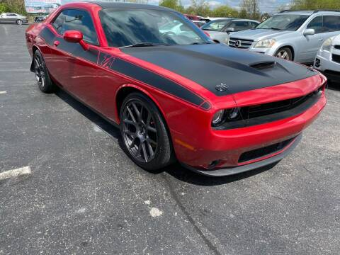 2017 Dodge Challenger for sale at Tennessee Auto Brokers LLC in Murfreesboro TN