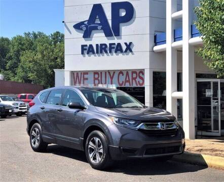 2017 Honda CR-V for sale at AP Fairfax in Fairfax VA