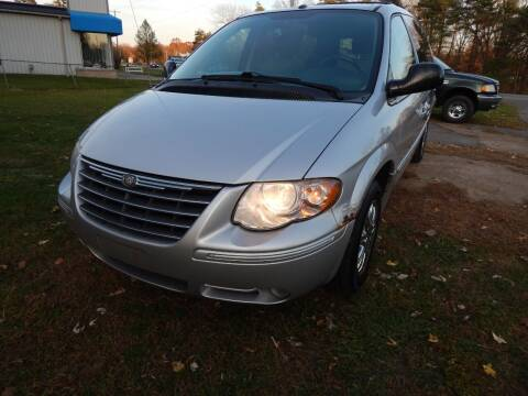 2007 Chrysler Town and Country for sale at PARAGON AUTO SALES in Portage MI