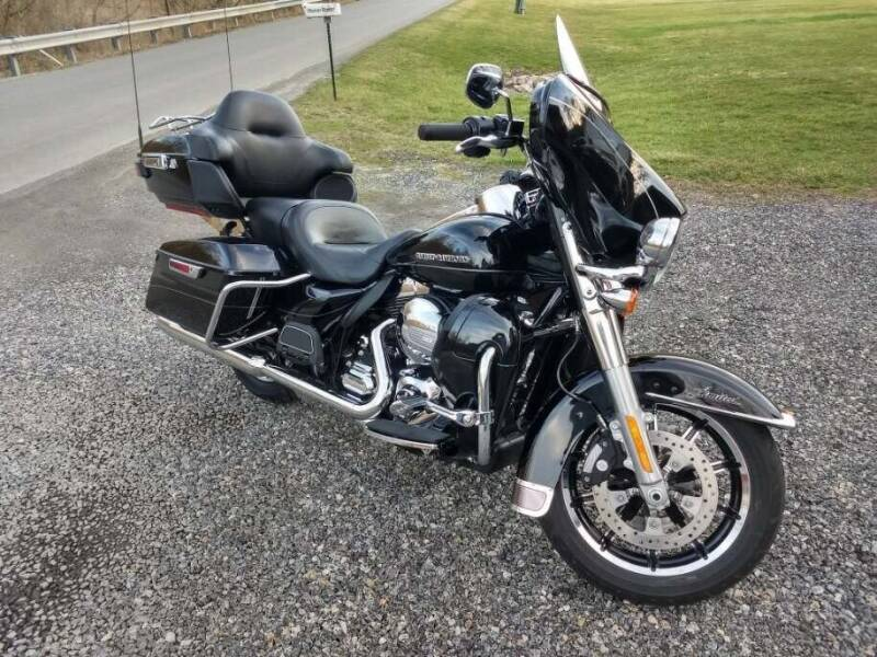 2014 Harley-Davidson FLHTK Ultra Limited for sale at Martin Auto Sales in West Alexander PA