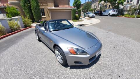 2000 Honda S2000 for sale at ALL CREDIT AUTO SALES in San Jose CA
