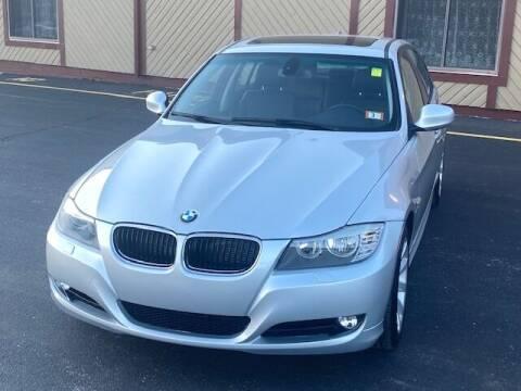 2011 BMW 3 Series for sale at Anamaks Motors LLC in Hudson NH
