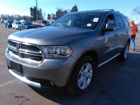 2012 Dodge Durango for sale at Cj king of car loans/JJ's Best Auto Sales in Troy MI