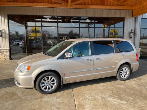 2016 Chrysler Town and Country for sale at Premier Auto Source INC in Terre Haute IN