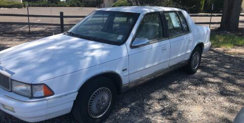 1993 Chrysler Le Baron for sale at The Car Lot in Delta CO