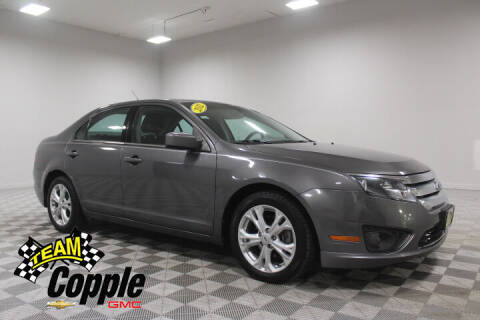 2012 Ford Fusion for sale at Copple Chevrolet GMC Inc in Louisville NE