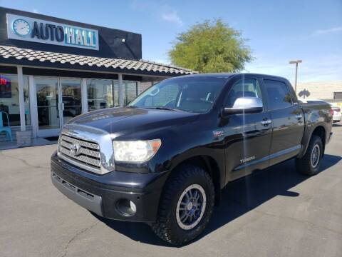 2008 Toyota Tundra for sale at Auto Hall in Chandler AZ