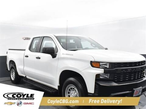 2019 Chevrolet Silverado 1500 for sale at COYLE GM - COYLE NISSAN - New Inventory in Clarksville IN