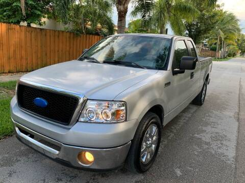 2007 Ford F-150 for sale at FINANCIAL CLAIMS & SERVICING INC in Hollywood FL