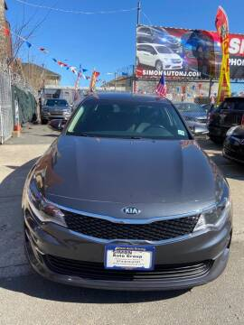 2016 Kia Optima for sale at Simon Auto Group in Newark NJ