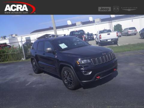2017 Jeep Grand Cherokee for sale at BuyRight Auto in Greensburg IN
