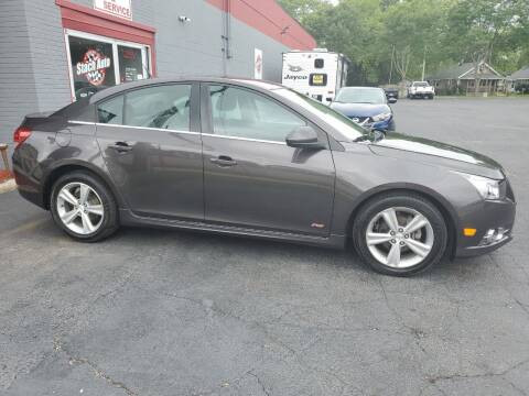2014 Chevrolet Cruze for sale at Stach Auto in Janesville WI