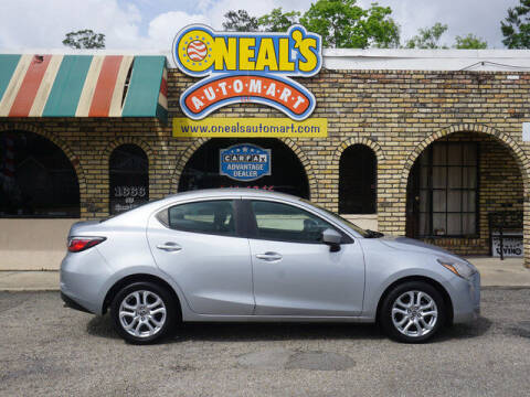 2017 Toyota Yaris iA for sale at Oneal's Automart LLC in Slidell LA