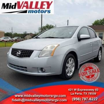 2008 Nissan Sentra for sale at Mid Valley Motors in La Feria TX