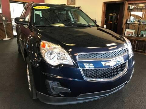 2015 Chevrolet Equinox for sale at John Warne Motors in Canonsburg PA