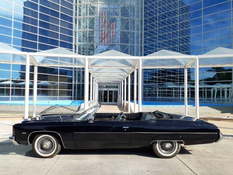 1972 Chevrolet Impala for sale at Car Mart Leasing & Sales in Hollywood FL