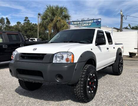 2003 Nissan Frontier for sale at Emerald Coast Auto Group LLC in Pensacola FL