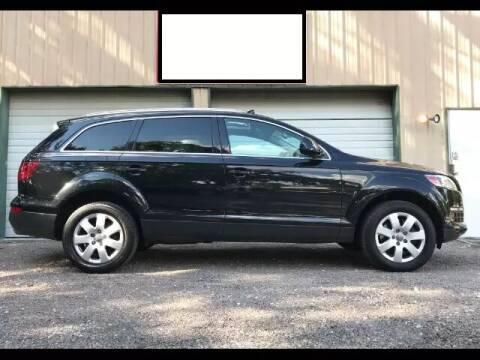 2007 Audi Q7 for sale at Special Finance of Charleston LLC in Moncks Corner SC
