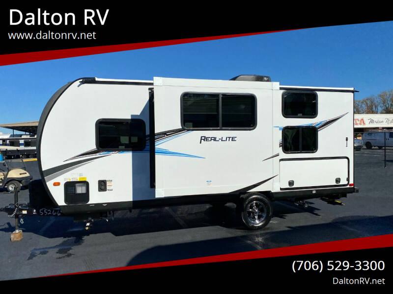 2021 Palomino Real Lite Mini 189 for sale at Dalton RV in Dalton GA