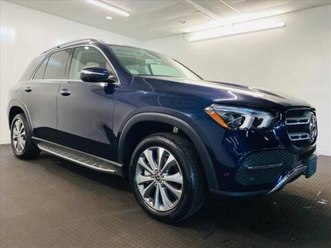 2020 Mercedes-Benz GLE for sale at Champagne Motor Car Company in Willimantic CT