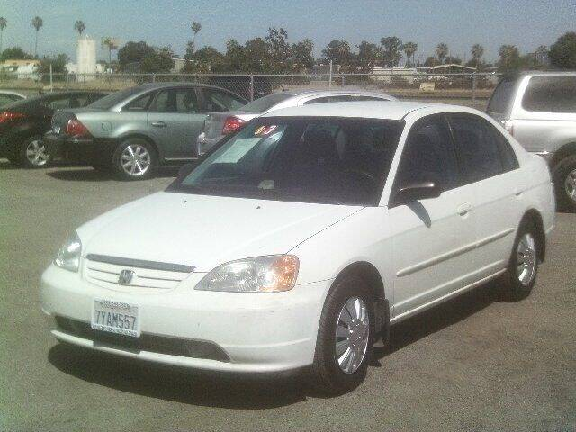 2003 Honda Civic for sale at Valley Auto Sales & Advanced Equipment in Stockton CA
