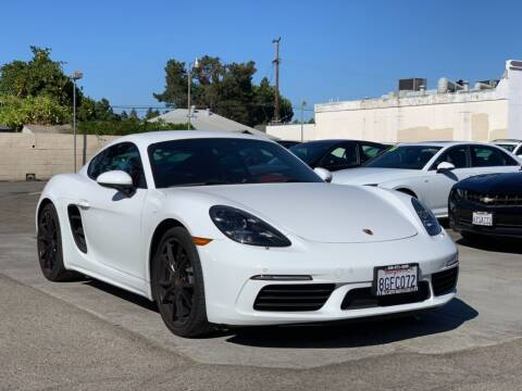 2019 Porsche 718 Cayman for sale at H & K Auto Sales & Leasing in San Jose CA