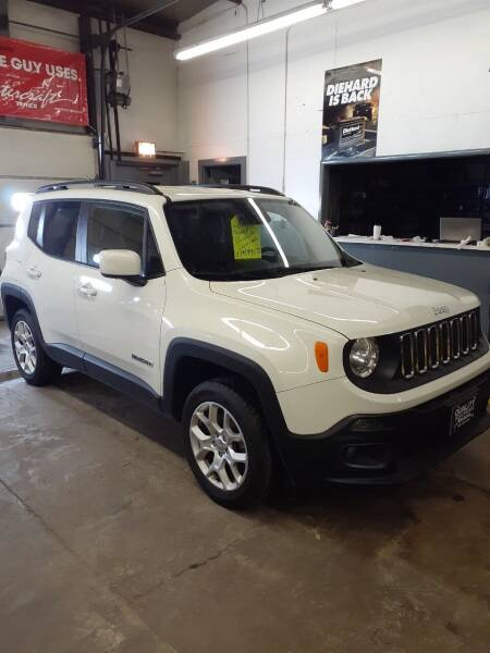 2016 Jeep Renegade for sale at QUALITY MOTORS in Cuba City WI