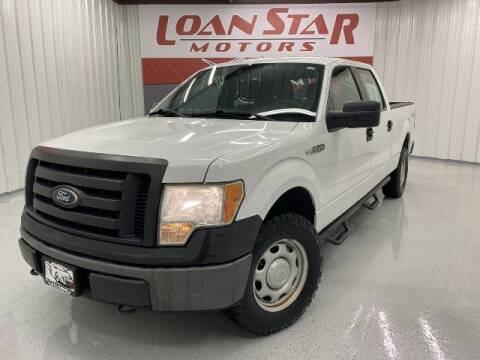 2011 Ford F-150 for sale at Loan Star Motors in Humble TX