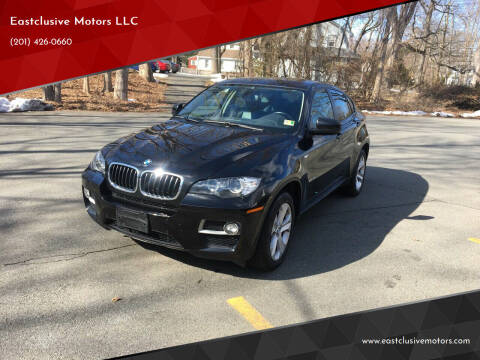 2013 BMW X6 for sale at Eastclusive Motors LLC in Hasbrouck Heights NJ