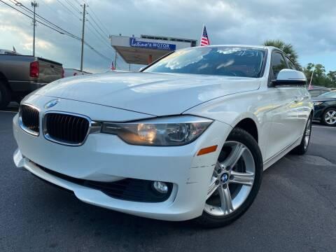 2013 BMW 3 Series for sale at LATINOS MOTOR OF ORLANDO in Orlando FL