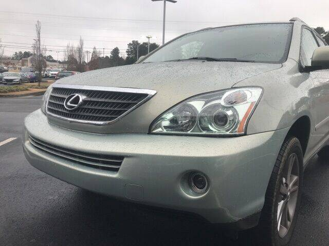 2006 Lexus RX 400h for sale at Southern Auto Solutions - Lou Sobh Honda in Marietta GA