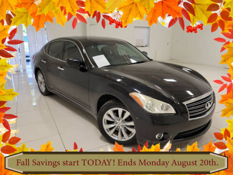 2011 Infiniti M37 for sale at Southern Star Automotive, Inc. in Duluth GA