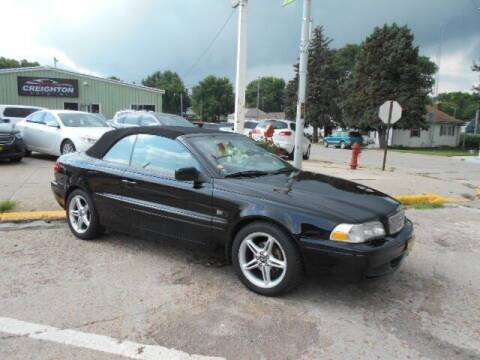 2001 Volvo C70 for sale at Creighton Auto & Body Shop in Creighton NE