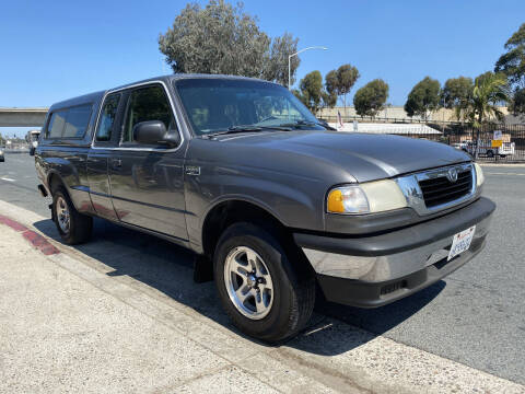 2000 Mazda B-Series Pickup for sale at Beyer Enterprise in San Ysidro CA