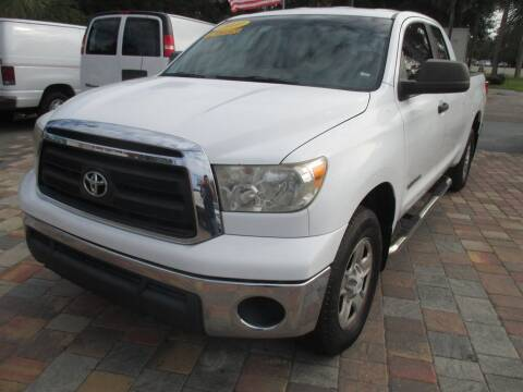 2010 Toyota Tundra for sale at Affordable Auto Motors in Jacksonville FL