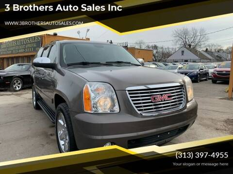 2012 GMC Yukon XL for sale at 3 Brothers Auto Sales Inc in Detroit MI