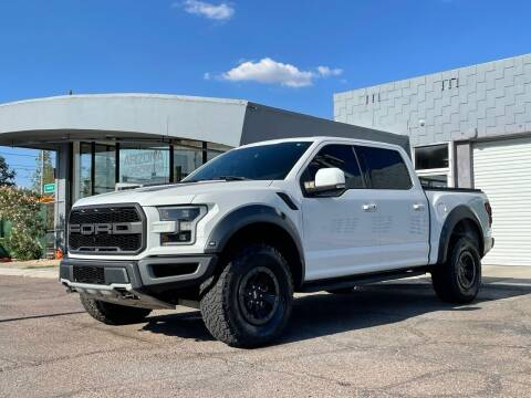 2018 Ford F-150 for sale at ARIZONA TRUCKLAND in Mesa AZ