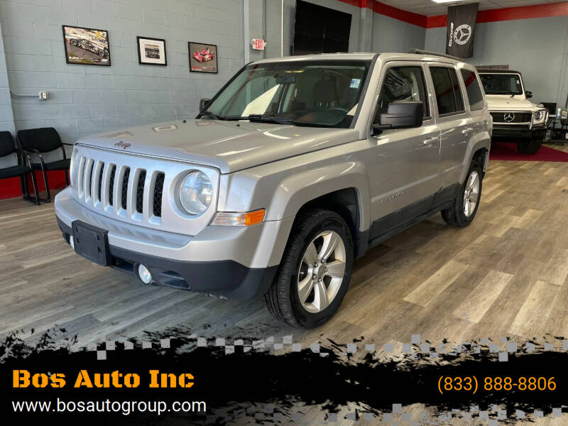 2011 Jeep Patriot for sale at Bos Auto Inc in Quincy MA