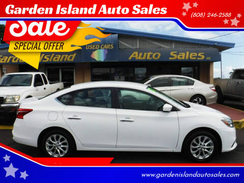 2017 Nissan Sentra for sale at Garden Island Auto Sales in Lihue HI