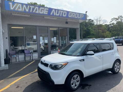 2014 Kia Soul for sale at Vantage Auto Group in Brick NJ