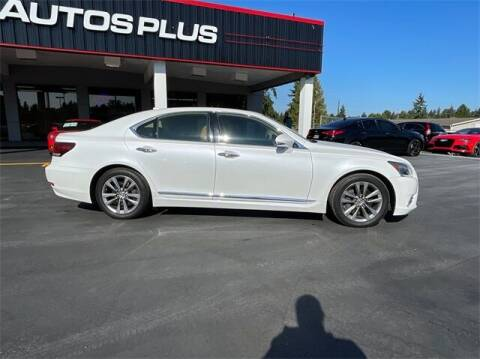 2014 Lexus LS 460 for sale at Ralph Sells Cars at Maxx Autos Plus Tacoma in Tacoma WA