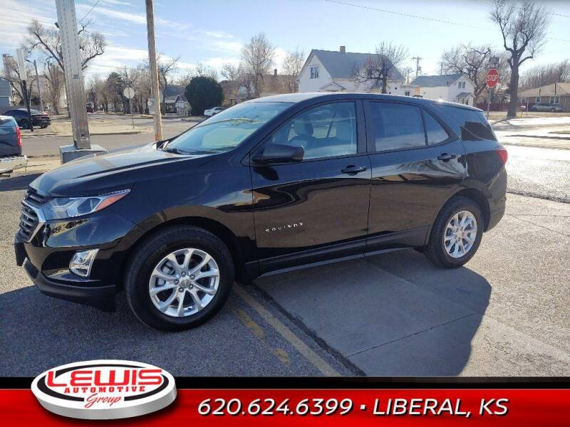 2021 Chevrolet Equinox for sale at Lewis Chevrolet Buick Cadillac of Liberal in Liberal KS