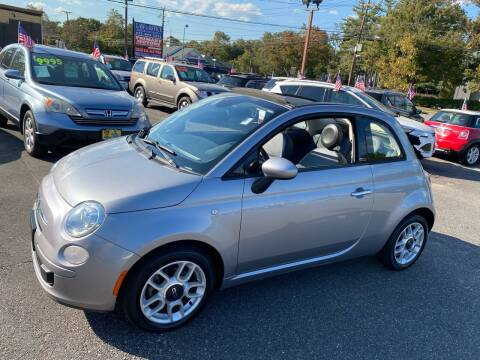 2015 FIAT 500c for sale at Primary Motors Inc in Commack NY