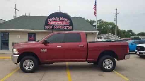 2014 RAM Ram Pickup 2500 for sale at DICK'S MOTOR CO INC in Grand Island NE