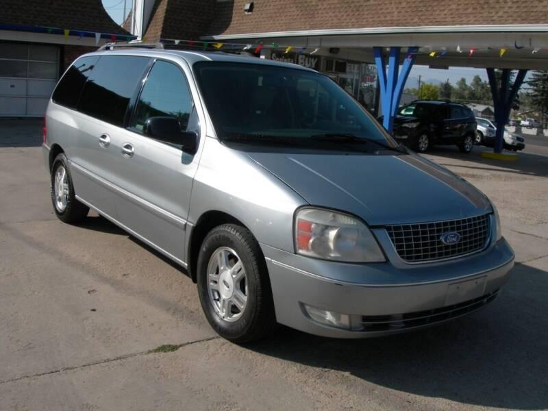 2007 Ford Freestar SEL 4dr Mini-Van - Colorado Springs CO