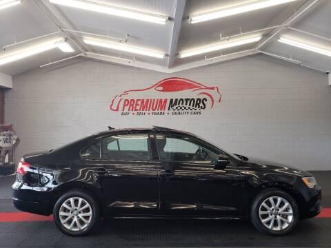 2011 Volkswagen Jetta for sale at Premium Motors in Villa Park IL