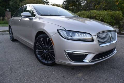 2017 Lincoln MKZ for sale at Nationwide Auto Sales in Melvindale MI