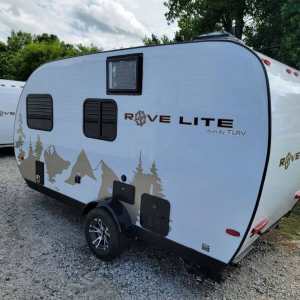 2022 TRAVEL LITE ROVE LITE 14FL for sale at Dukes Automotive LLC in Lancaster SC